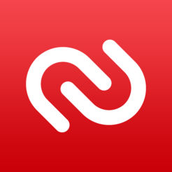 Authy authenticator application logo