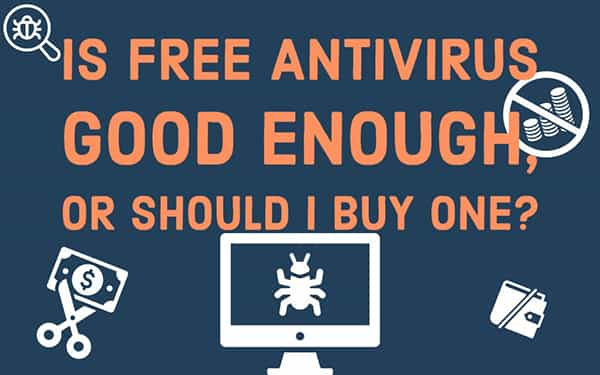 Is Free Antivirus Good Enough, or Should I buy One